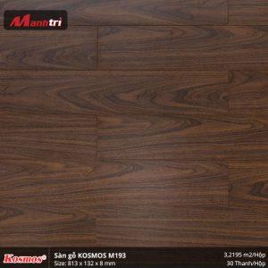 Sàn gỗ Kosmos M193 hình 2