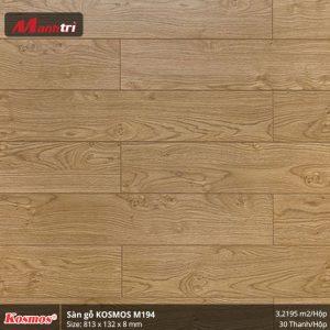 Sàn gỗ Kosmos M194 hình 2
