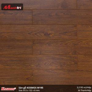 Sàn gỗ Kosmos M195 hình 2