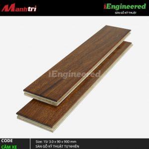 Sàn gỗ kỹ thuật căm xe 1