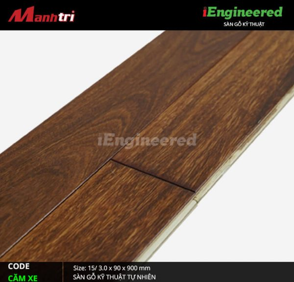 Sàn gỗ kỹ thuật căm xe Engineer 3