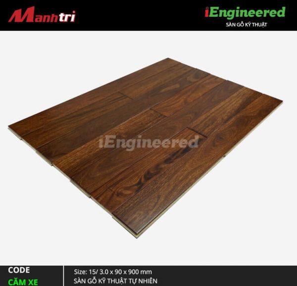sàn gỗ kỹ thuật căm xe enginee