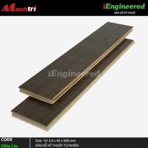 Sàn gỗ kỹ thuật Chịu Liu Engineer