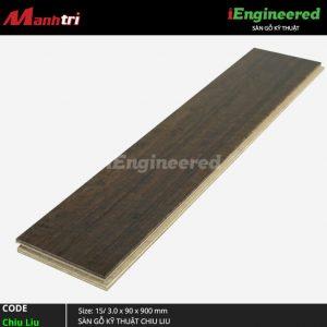 sàn gỗ kỹ thuật chiu liu