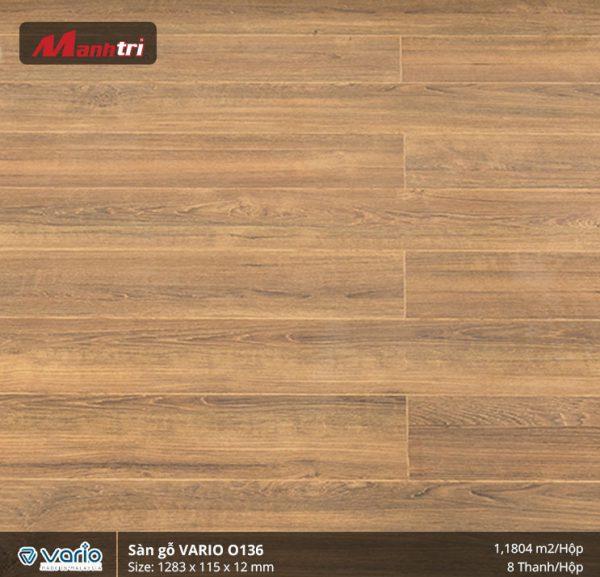 Sàn gỗ Vario O136 hình 1
