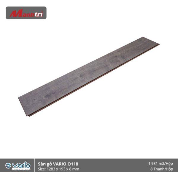 Sàn gỗ Vario O128 hình 1