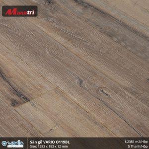 Sàn gỗ Vario O119BL hình 1