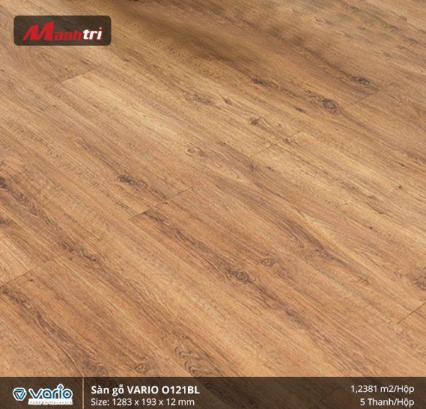 Sàn gỗ Vario O121BL hình 1