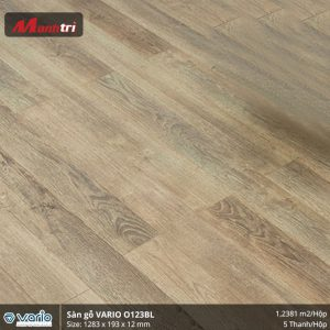 Sàn gỗ Vario O123BL hình 1