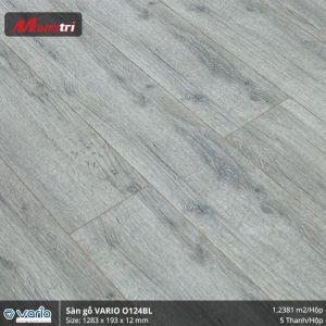 Sàn gỗ Vario O124BL hình 1