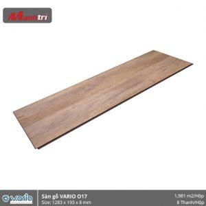 Sàn gỗ Vario O17 hình 1