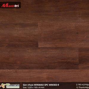 Sàn nhựa hèm khóa Winmax SPC WM303-9 hình 2
