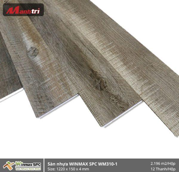 sàn nhựa Winmax SPC WM310