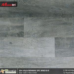 Sàn nhựa hèm khóa Winmax SPC WM310-9 hình 2