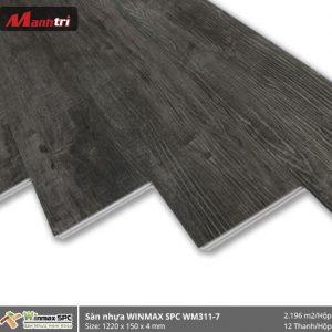 sàn nhựa Winmax SPC WM311