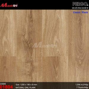 01804 pergo classic plank