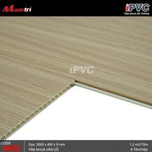 tấm nhựa iPVC 4002 C