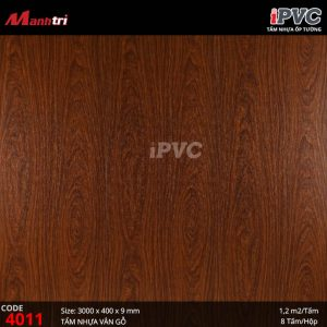 tấm nhựa iPVC 4011