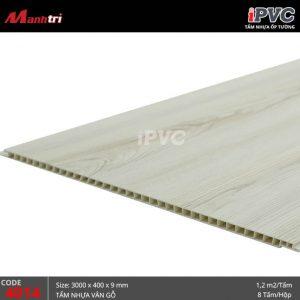 tấm nhựa iPVC 4014-b