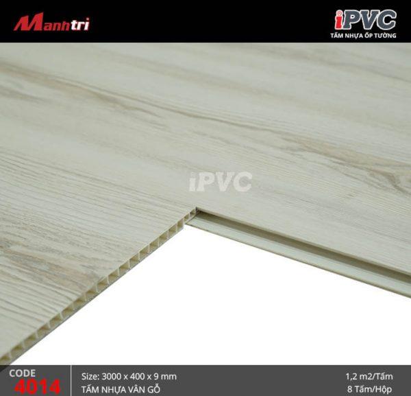 tấm nhựa iPVC 4014-c