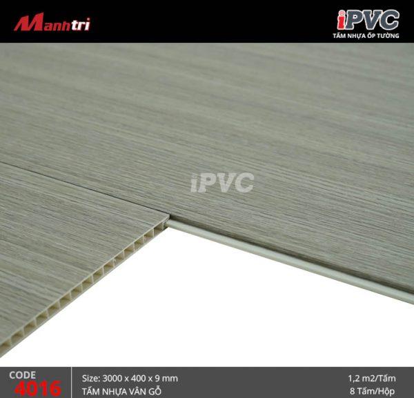 tấm nhựa iPVC 4016-c