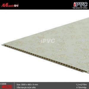 Tấm nhựa iPVC 4020