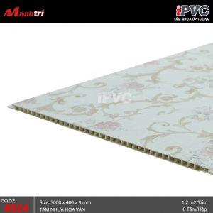 tấm nhựa iPVC 4024 mẫu b