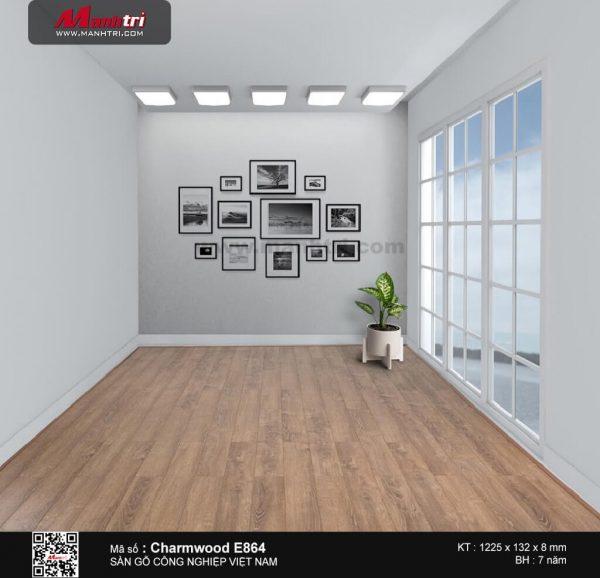 sàn gỗ Charmwood E864