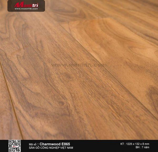 sàn gỗ Charmwood E865
