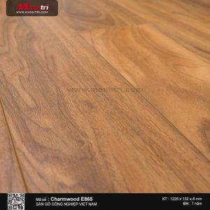 Sàn gỗ công nghiệp Charm Wood E865