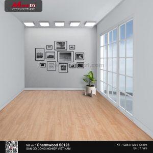 sàn gỗ Charmwood S0123 mẫu b