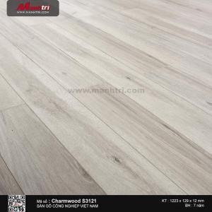 Sàn gỗ công nghiệp Charm Wood S3121