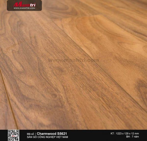 sàn gỗ Charmwood S5621