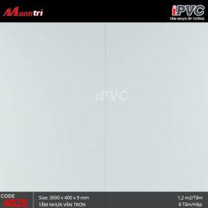 tấm nhựa iPVC mã 4025