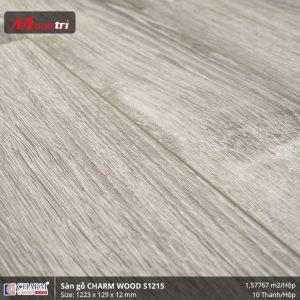 Sàn gỗ công nghiệp Charm Wood S1215 hình 2