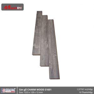 Sàn gỗ công nghiệp Charm Wood S1601 hình 1