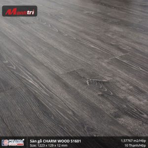 Sàn gỗ công nghiệp Charm Wood S1601 hình 2