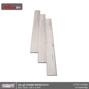 Sàn gỗ công nghiệp Charm Wood S3121 hình 1