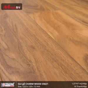 Sàn gỗ công nghiệp Charm Wood S5621 hình 2