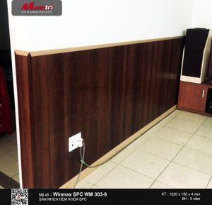 thi công sàn nhựa Winmax 303-9 30