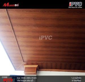 tấm nhựa iPVC mã 4019