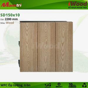 iWood SD 150 x 10 Wood mẫu D
