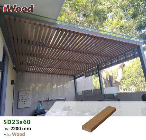thi công iwood sd23x60-wood 3