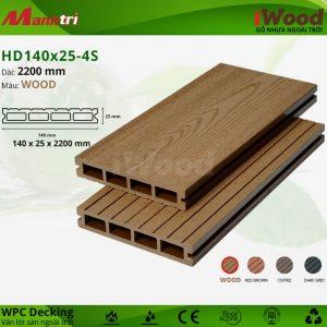 lót sàn iwood HD140x25-wod hình 2