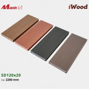 lót sàn iWood SD120x20