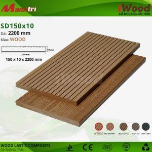 ốp tường iwood SD150x10-wood hình 2