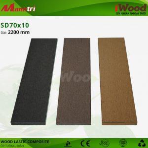 ốp tường iwood SD70x10 hình 1