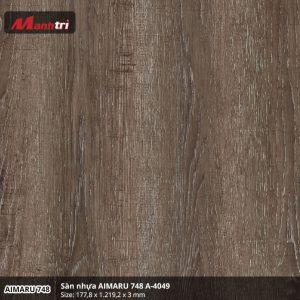 sàn nhựa Aimaru748 A-4049