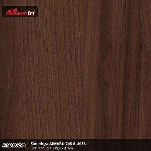 sàn nhựa Aimaru748 A-4053