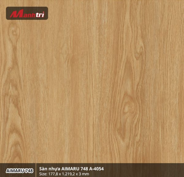 sàn nhựa Aimaru748 A-4054